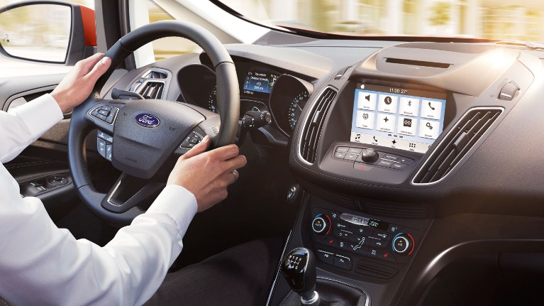 FORD C-Max voll
