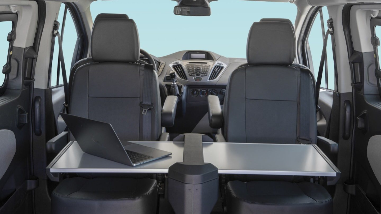 FORD Sortimo Business Edition full