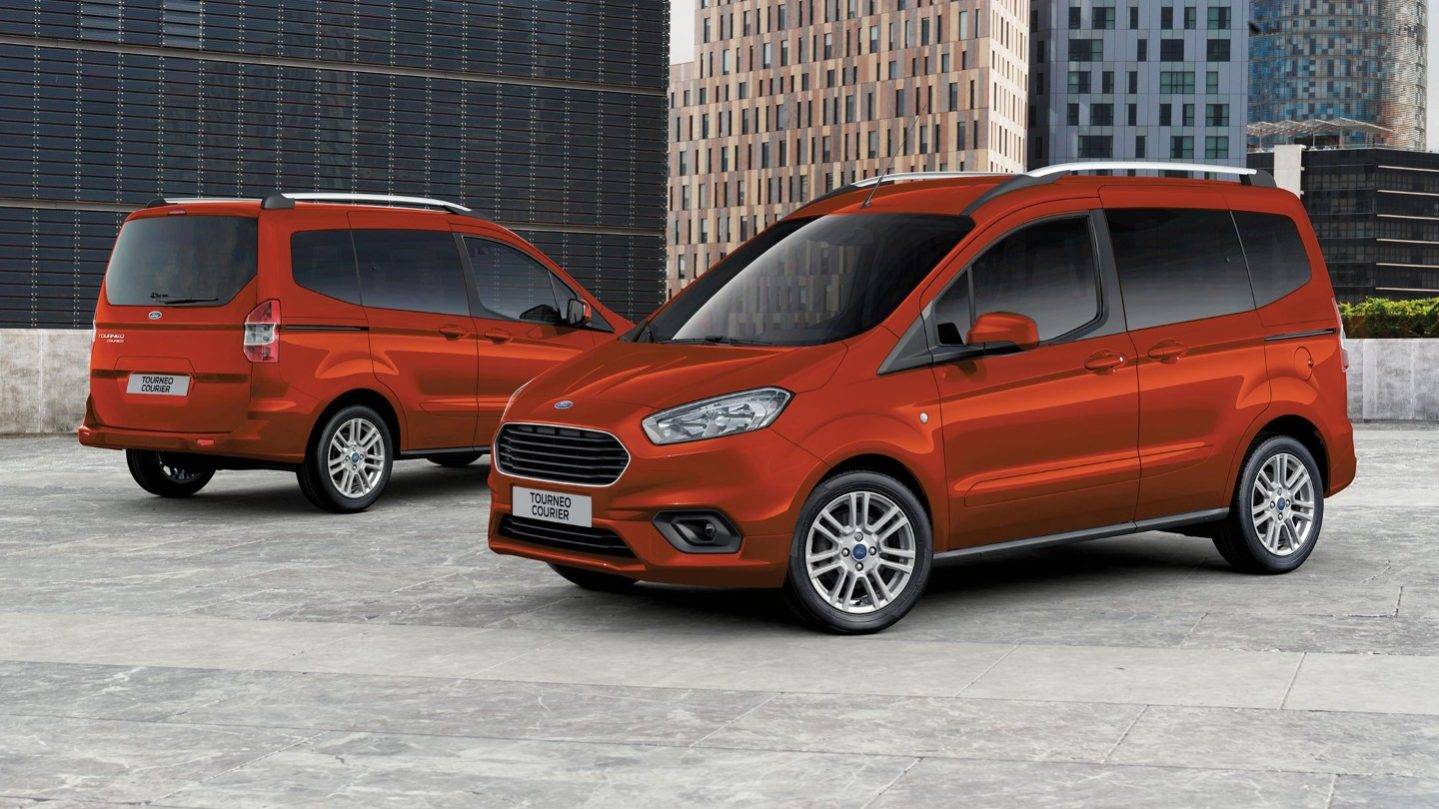 Ford Tourneo Courier Mein Auto Schneider