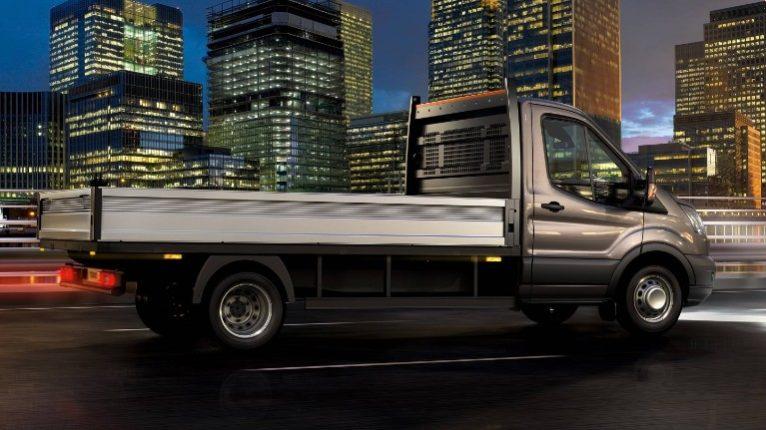 FORD Transit Fahrgestelle – Pritschenwagen full