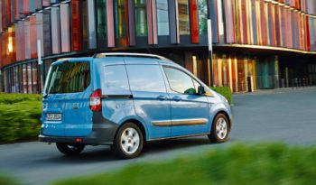 FORD Transit Courier voll