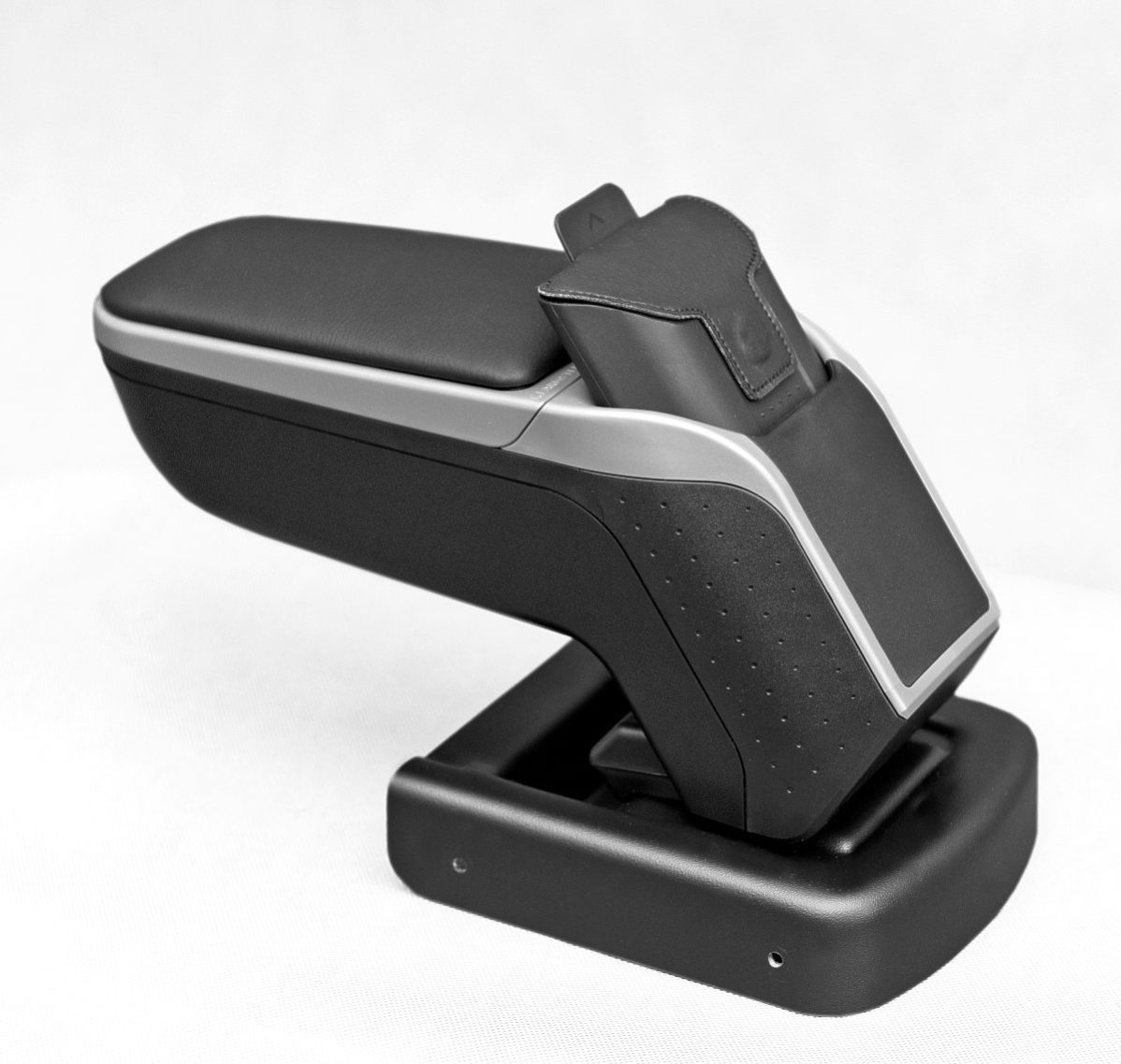 armster 2 premium mittelarmlehne silber seat arona ab 07. Black Bedroom Furniture Sets. Home Design Ideas