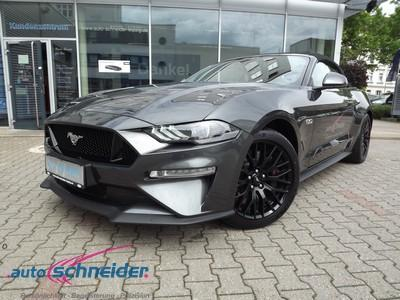 Ford Mustang 5.0Ti-VCT V8 Convertible GT (EURO 6d-TEMP)