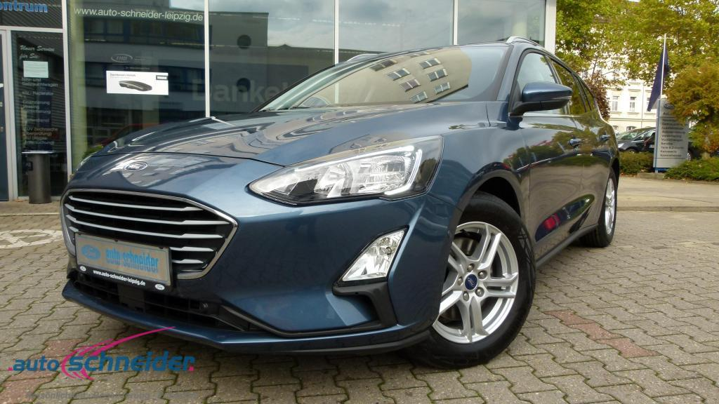 Ford Focus 1.5 EcoBoost Cool&Connect S/S (EURO 6d-TEMP)