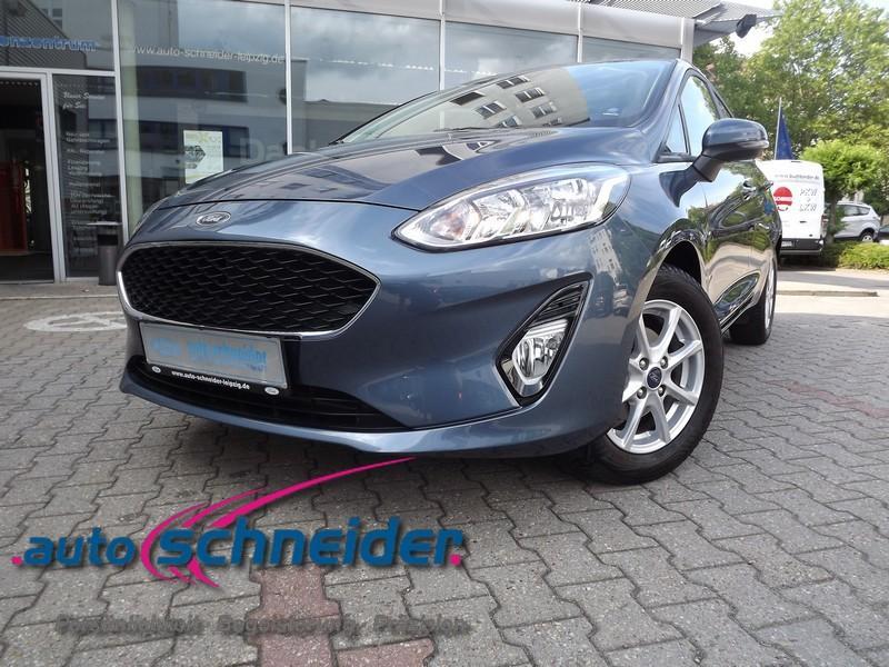 Ford Fiesta 1.1 Cool&Connect (EURO 6d-TEMP)