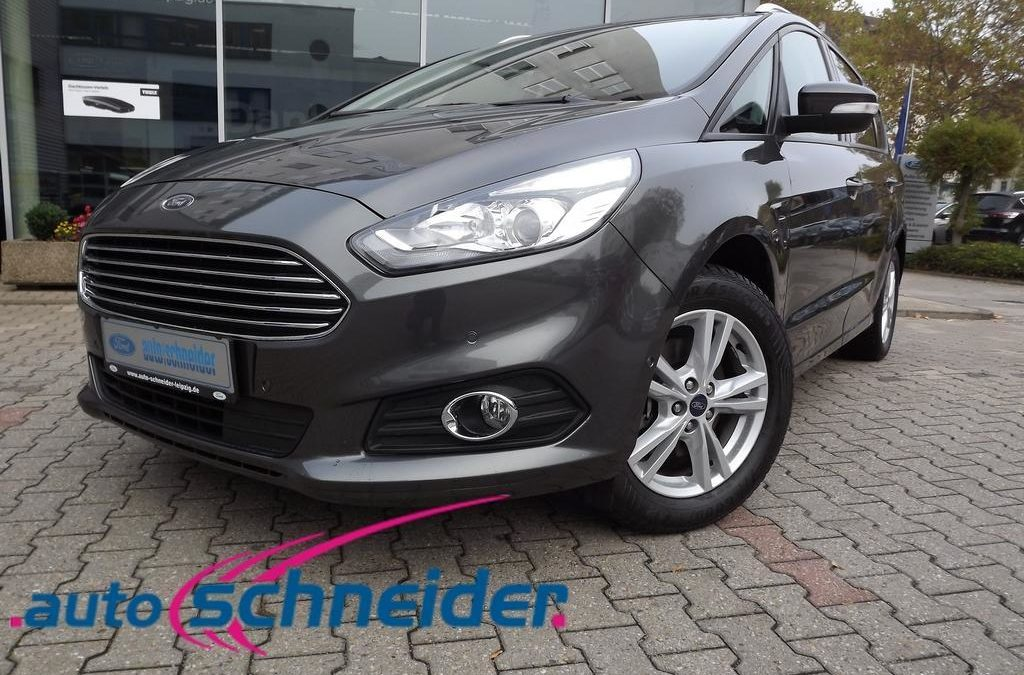 Ford S-Max 1.5 EcoBoost Business  (Euro 6d-Temp)