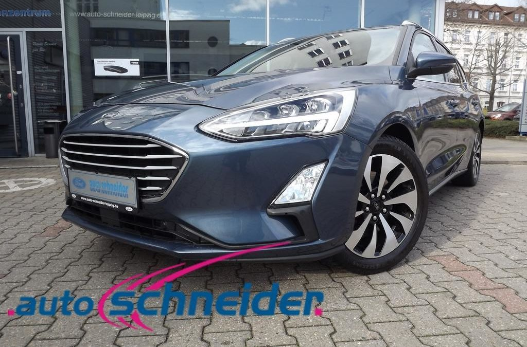 Ford Focus 1.0 EcoBoost Cool&Connect S/S (E 6d-T)