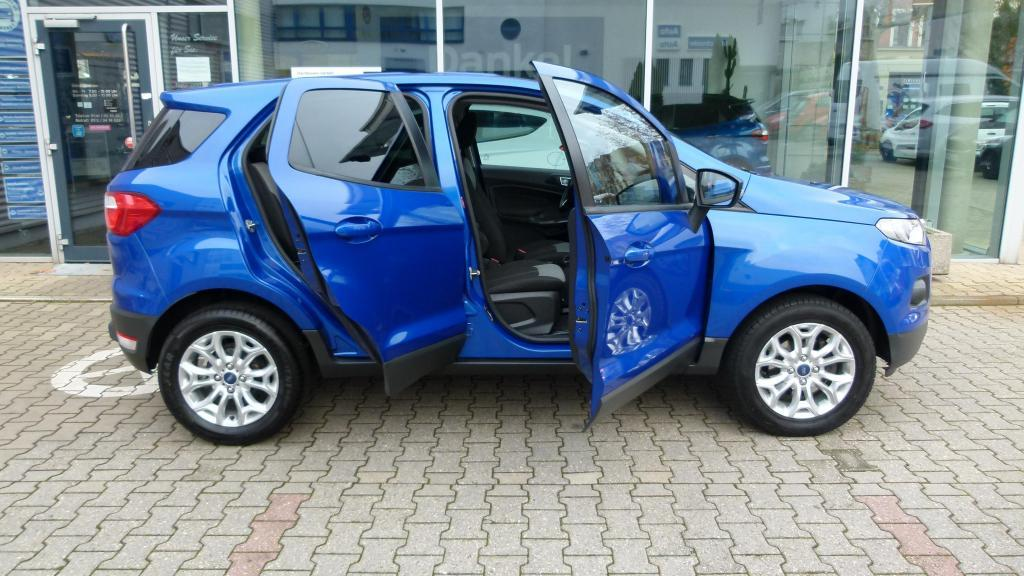 Ford Ford EcoSport 1.5 Ti-VCT Trend full