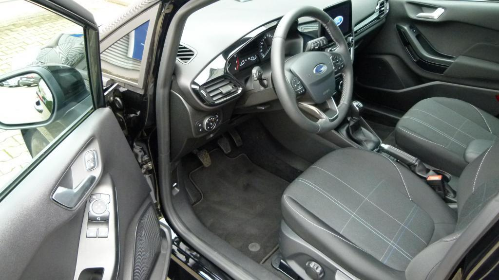 Ford Fiesta 1.1 Cool&Connect (EURO 6d-TEMP) full
