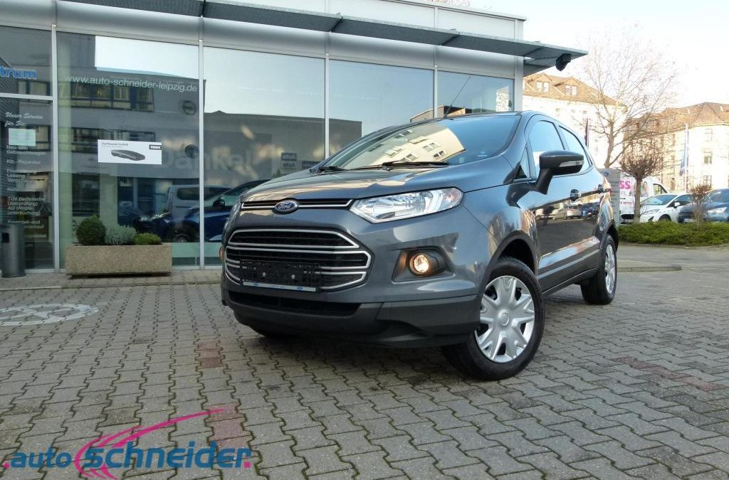Ford Ford EcoSport 1.5 Ti-VCT Trend