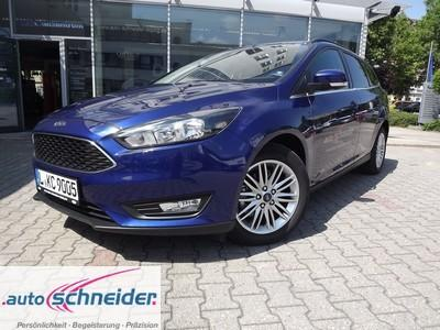 Ford Focus 1.0 EcoBoost Cool&Connect Start/Stopp