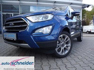 Ford EcoSport 1.0 EcoBoost Titanium Start/Stopp