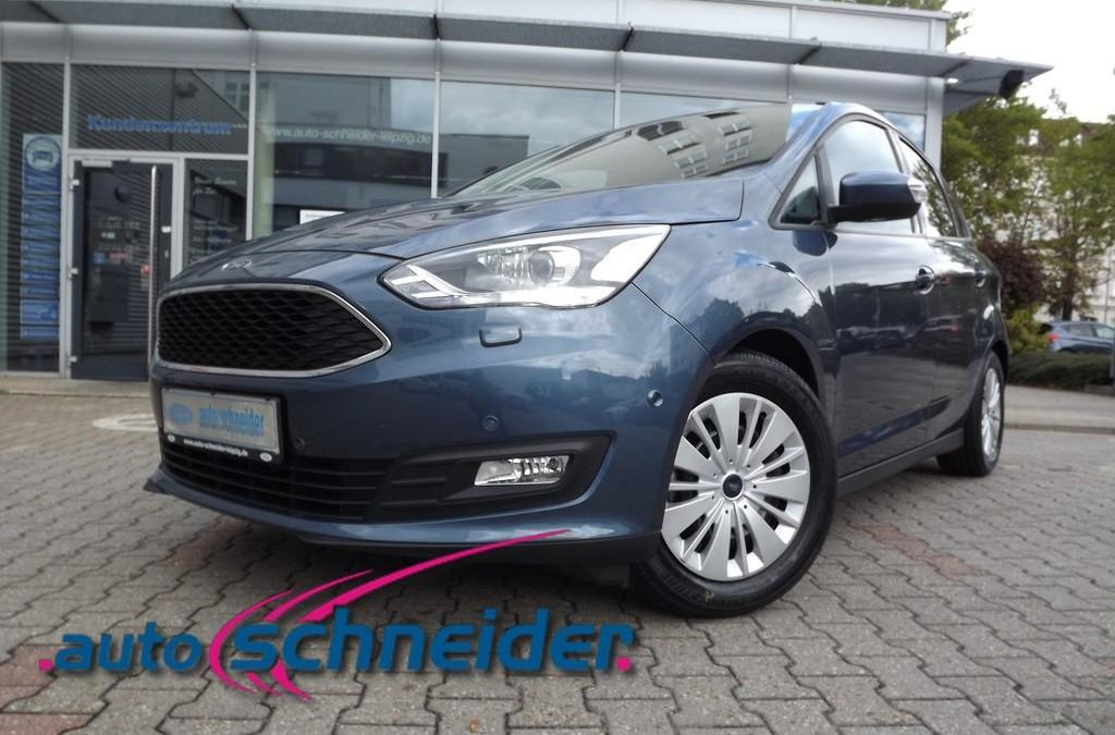 Ford C-Max 1.0 EcoBoost Cool&Connect Start/Stopp EURO 6