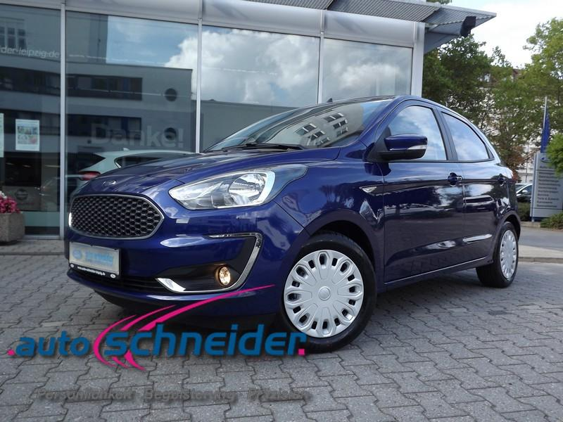Ford Ka+ 1.2 Ti-VCT Cool&Connect Start/Stopp