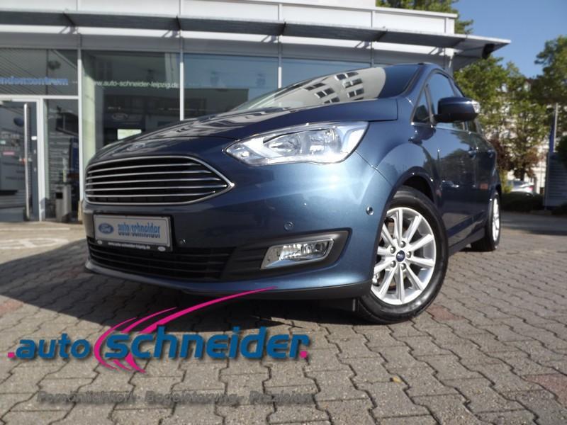 Ford C-Max 1.5 EcoBoost Titanium Start/Stopp EURO 6d-TE