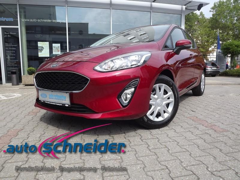Ford Fiesta 1.1 Cool&Connect (EURO 6d-TEMP)