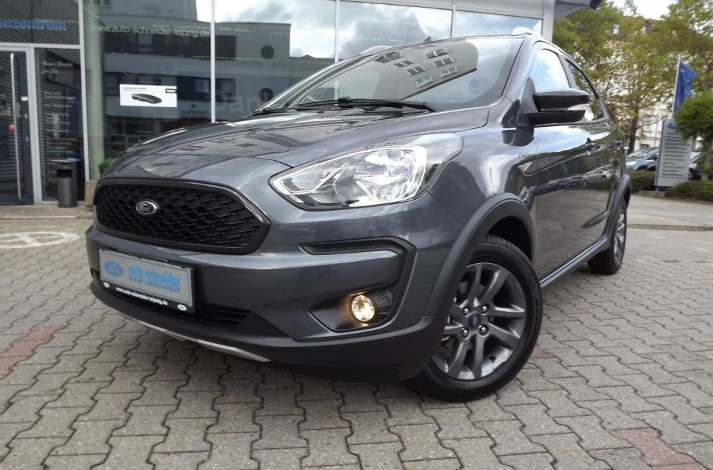 Ford Ka+ 1.2 Ti-VCT Active Start/Stopp
