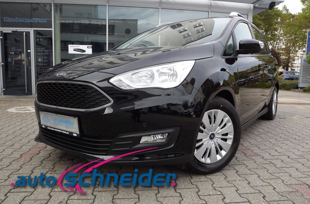 Ford C-Max 1.5 EcoBoost Grand Cool&Connect St/Stopp EUR