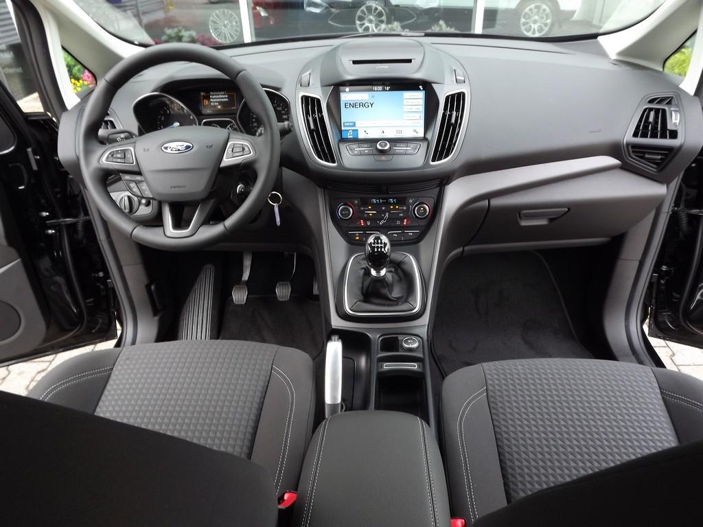 Ford C-Max 1.5 EcoBoost Grand Cool&Connect St/Stopp EUR full