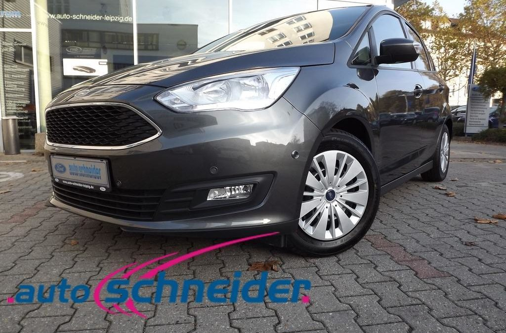 Ford C-Max 1.5 EcoBoost Cool&Connect Start/Stopp EURO 6
