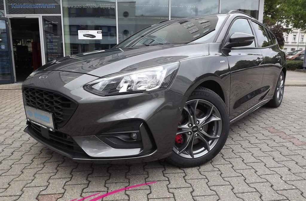Ford Focus 1.5 EcoBoost ST-Line S/S (EURO 6d-TEMP)