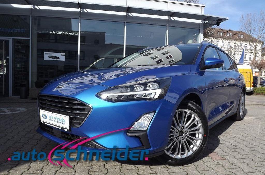 Ford Focus 1.5 EcoBoost Titanium S/S (EURO 6d-TEMP)
