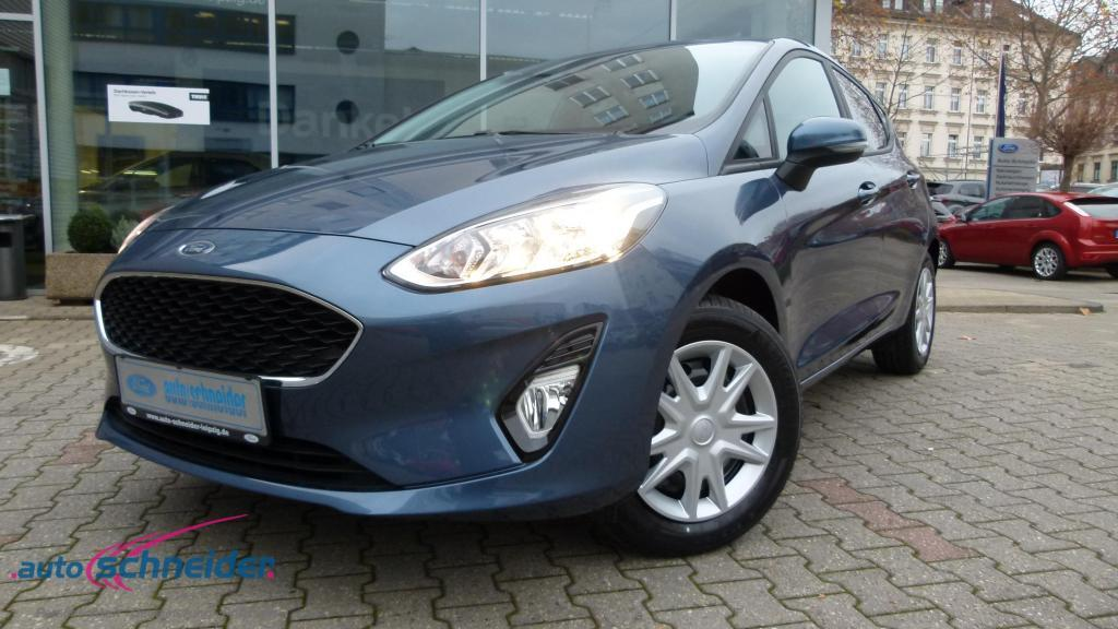 Ford Fiesta 1.0 EcoBoost Cool&Connect S/S (EU6d-T)