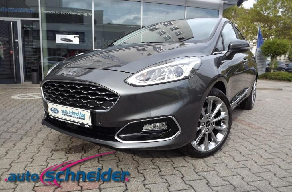 Ford Fiesta 1.0 EcoBoost Vignale S/S (EURO 6d-TEMP)