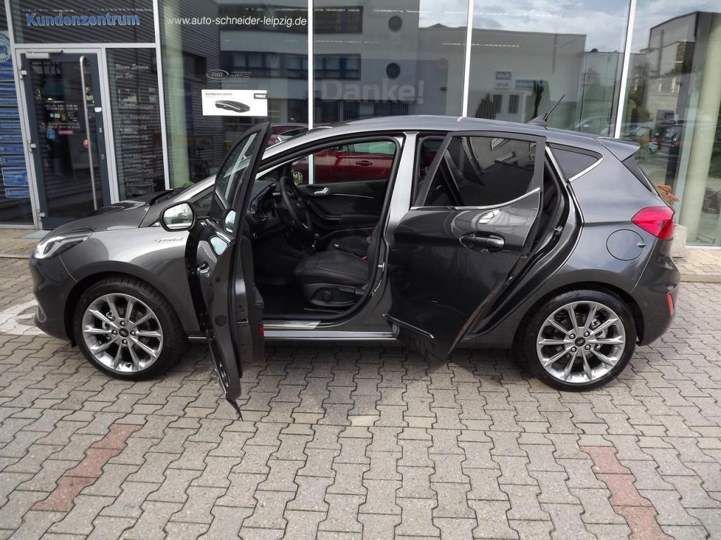 Ford Fiesta 1.0 EcoBoost Vignale S/S (EURO 6d-TEMP) full