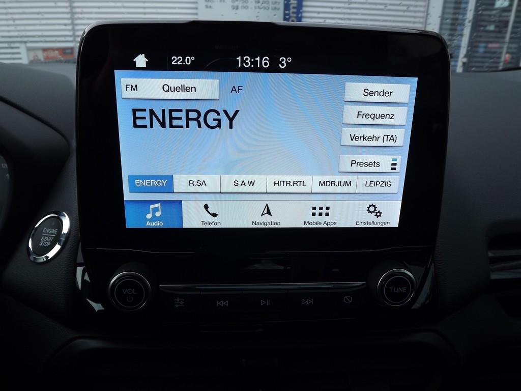 Ford EcoSport 1.0 EcoBoost Titanium Start/Stopp full