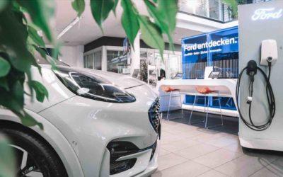 Ladestation für ihr Elektroauto in Leipzig