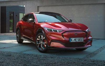 Mustang-Power mit Elektrohengsten – der neue Mustang Mach-E