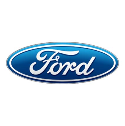 Ford Logo Leipzig