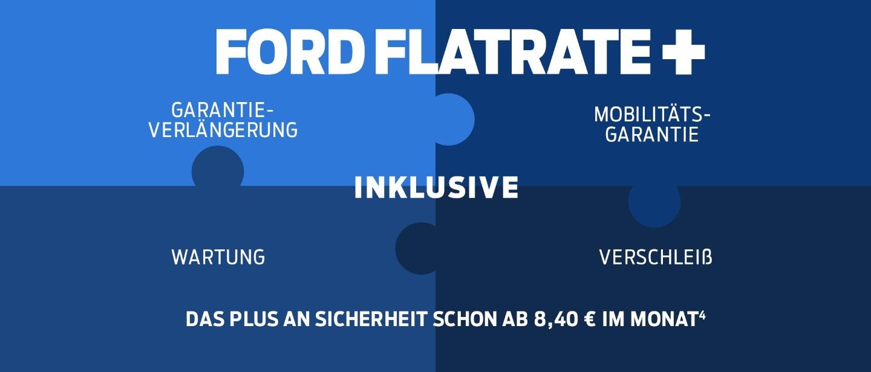 Ford Flatrate+